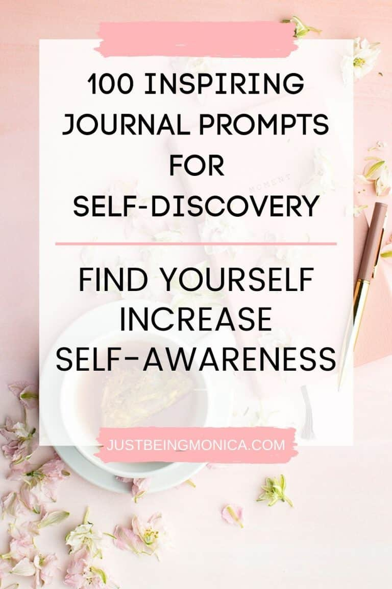 Journal Prompts for Self-Discovery and Find Yourself